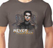 Never Trust A Fox Unisex T-Shirt
