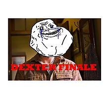 Dexter Morgan Forever Alone by EddieER
