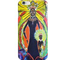 Our Lady of Rocamadour_Love Prevails iPhone Case/Skin