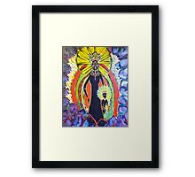 Our Lady of Rocamadour_Love Prevails Framed Print