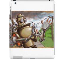 Steambot iPad Case/Skin