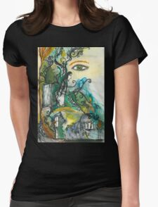 Soul of Snape Womens Fitted T-Shirt