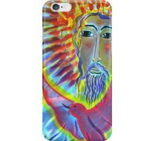 Cosmic Christ iPhone Case/Skin