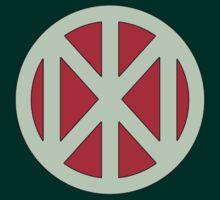Akimichi Clan Symbol - Naruto by langstal