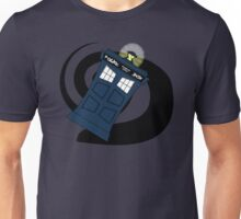 Abstract Tardis 3 Unisex T-Shirt