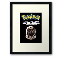Pokemon: Black Version Framed Print