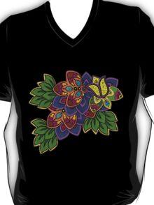 Henna Tulip T-Shirt