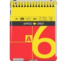 Artists Drawing Pad iPad Case/Skin