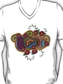 Paisley to the Bone T-Shirt