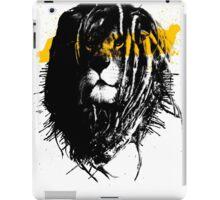 Lion rasta iPad Case/Skin