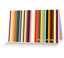 Have a Colourful Christmas Greeting Card
