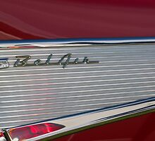 57 Tail Fin in Red by cthomas888