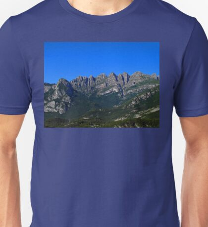 Italian Mountains Unisex T-Shirt