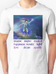Colour my World Fairy T-Shirt