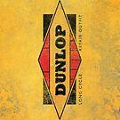 Vintage Dunlop Puncture Repair Kit iPhone Case by Alisdair Binning