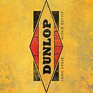 Vintage Dunlop Puncture Repair Kit iPhone Case by abinning