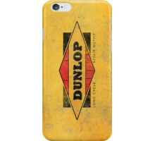 Vintage Dunlop Puncture Repair Kit iPhone Case iPhone Case/Skin