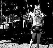 Park life: swinging by whitelikeblack