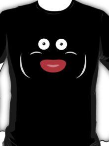 Dragonball Z Mr Popo Face T-Shirt
