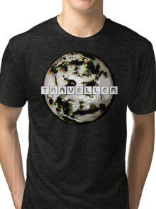 """""""Traveller"""" Tri-blend T-Shirt"""