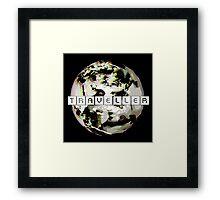 """""""Traveller"""" Framed Print"""