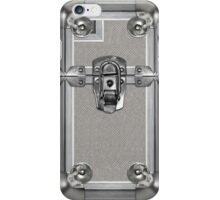 Flightcase (Silver) iPad Case iPhone Case/Skin