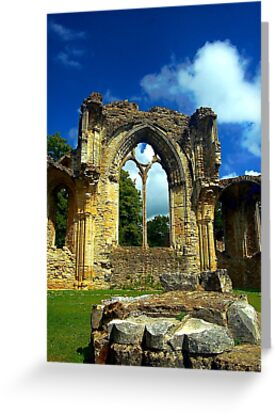Netley Abbey by Steve Humby