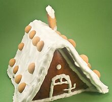 Gingerbread house by timscottrom