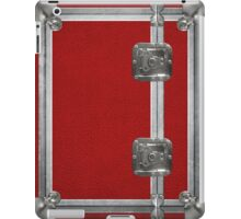 Flightcase (Red) iPad Case iPad Case/Skin