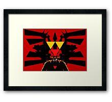 Legend of Zelda - Return of Ganon Framed Print