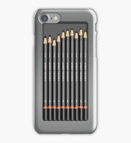 Artists Pencils Set iPhone Case iPhone Case/Skin