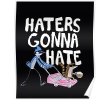 'Haters Gonna Hate' Poster