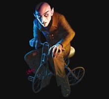 Nosferatu On A Tricycle Unisex T-Shirt