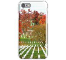 Arlington Fall  iPhone Case/Skin