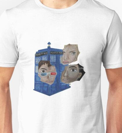 Frozen in Time Unisex T-Shirt