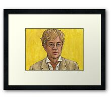 Fool for Love - Spike - BtVS Framed Print