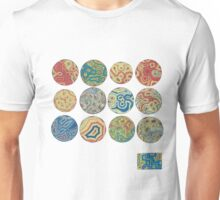 Heat Map Collection Unisex T-Shirt