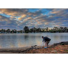 Early Bird, Mannum Photographic Print