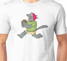 burgin' Unisex T-Shirt