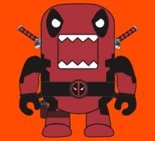 Domo Deadpool Kids Clothes