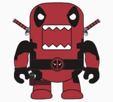 Domo Deadpool by thekulkid