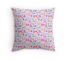 Tower of the Four Winds Throw Pillow