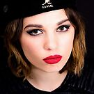 Kangol Girl by SunseekerPix