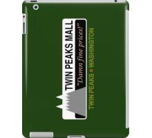 Twin Peaks Mall iPad Case/Skin