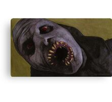 Listening to Fear - Queller Demon - BtVS Canvas Print