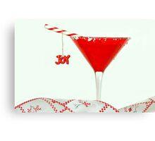 Holiday Bubbly Canvas Print