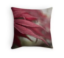 In the Fade Throw Pillow