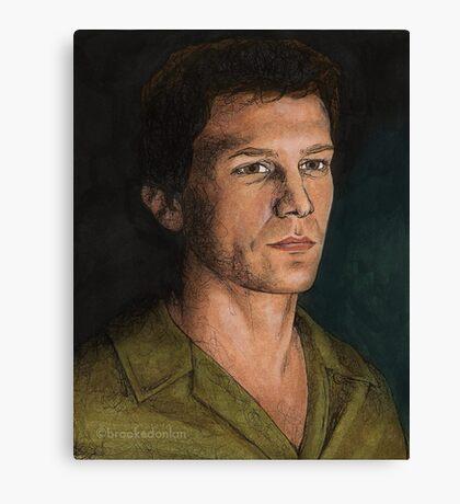 Into the Woods - Riley Finn - BtVS Canvas Print
