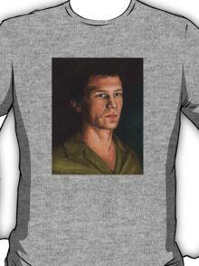 Into the Woods - Riley Finn - BtVS T-Shirt