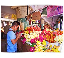 Price of Tulips Poster
